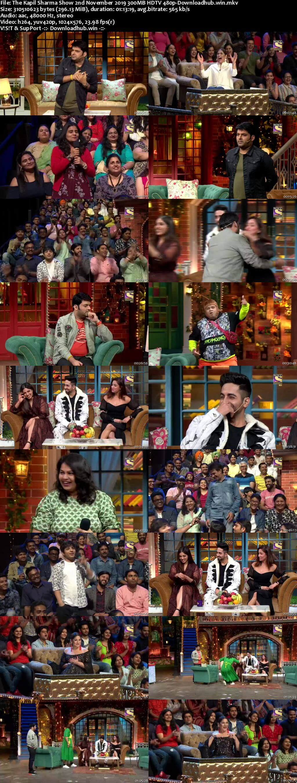 The Kapil Sharma Show 02 November 2019 Episode 87 HDTV 480p