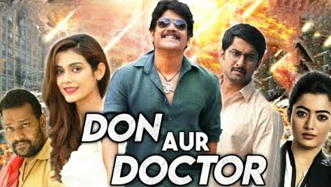 Don Aur Doctor 2019 Hindi Dubbed 720p HDTV 900MB