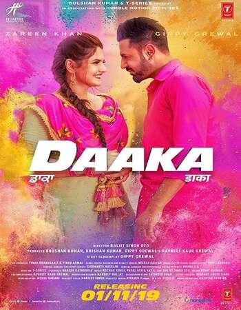 Daaka 2019 Full Punjabi Movie 720p HEVC Download