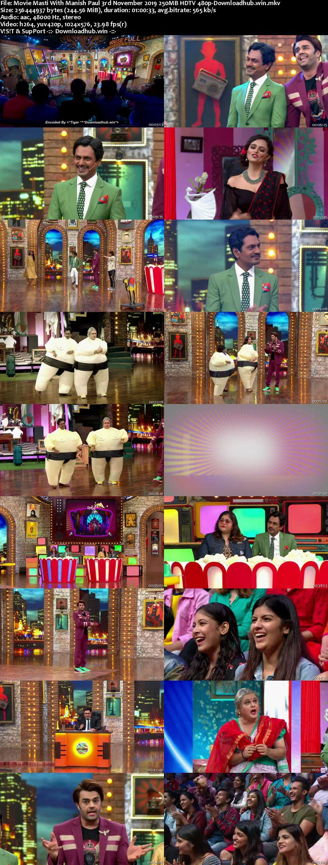 Movie Masti With Manish Paul 03 November 2019 Episode 10 HDTV 480p