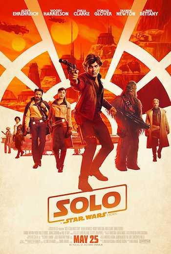 Solo A Star Wars Story 2018 Dual Audio Hindi English BRRip 720p 480p Movie Download