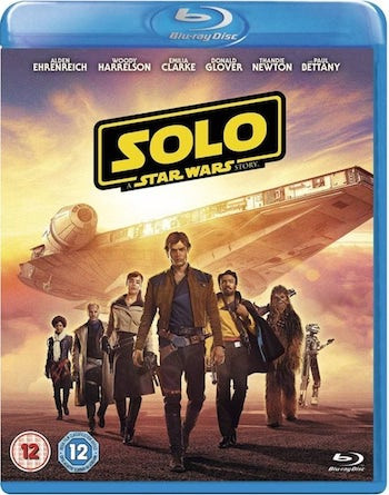 Solo A Star Wars Story 2018 Dual Audio Hindi 720p BluRay 1.1GB