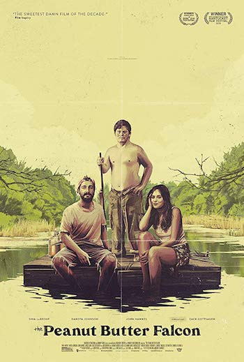 The Peanut Butter Falcon 2019 English 720p WEB-DL 800MB ESubs