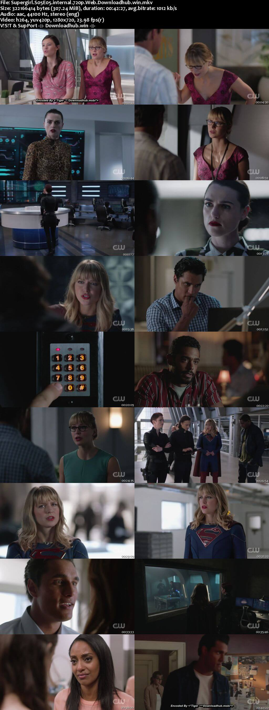 Supergirl S05E05 300MB WEB-DL 720p ESubs