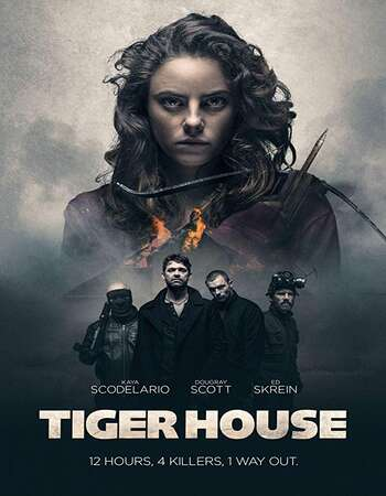 Tiger House 2015 Hindi Dual Audio 400MB BluRay 720p ESubs HEVC