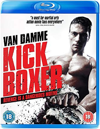 Kick Boxer 1989 Dual Audio Hindi 720p BluRay 800mb