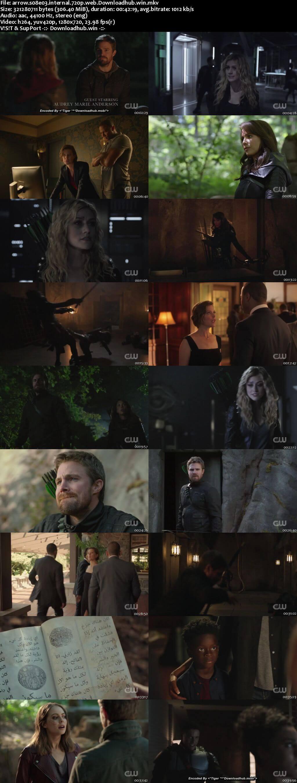 Arrow S08E03 300MB WEB-DL 720p ESubs