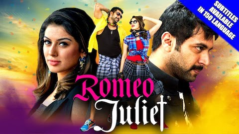 Romeo Juliet 2019 Hindi Dubbed 720p HDRip x264