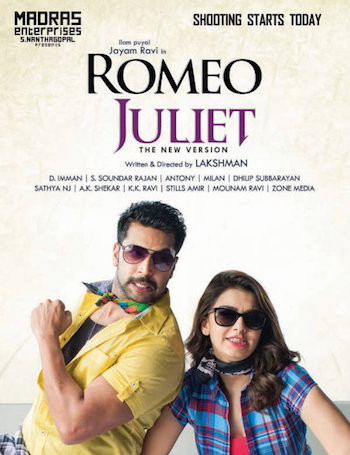 Romeo Juliet 2019 Hindi Dubbed 720p HDRip 950mb