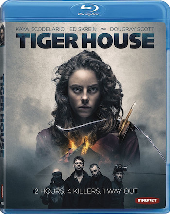 Tiger House 2015 Dual Audio Hindi 720p BluRay 700mb