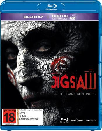Jigsaw 2017 UNRATED Dual Audio Hindi 720p BluRay 900mb