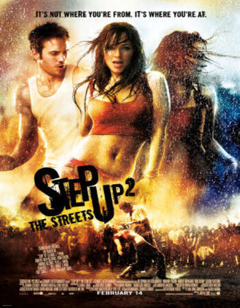 Step Up 2 The Streets 2008 Hindi Dual Audio 500MB BluRay 720p ESubs HEVC