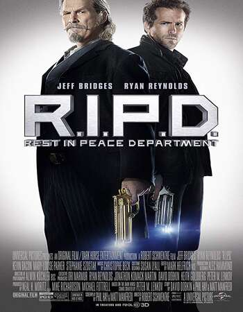 R.I.P.D. 2013 Hindi Dual Audio BRRip Full Movie 720p Download