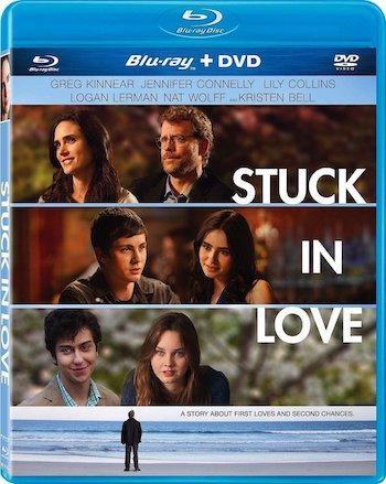 Stuck In Love 2012 Dual Audio Hindi 720p BluRay 800mb