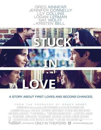 Stuck in Love 2012 Hindi Dual Audio 720p BluRay ESubs
