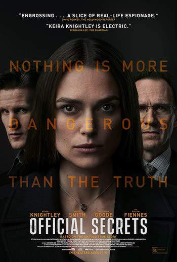 Official Secrets 2019 English Movie Download