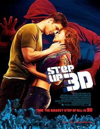 Step Up 3D 2010 Hindi Dual Audio 550MB BluRay 720p ESubs HEVC