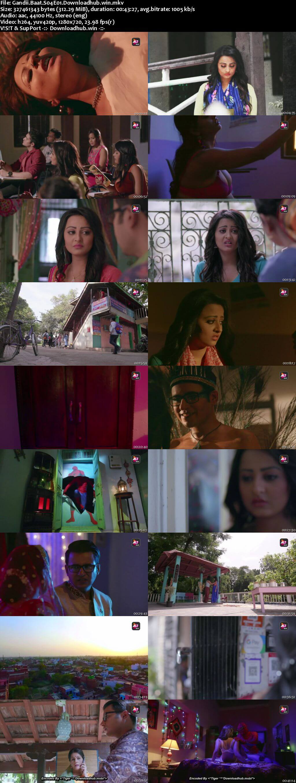 Gandii Baat Hindi Season 04 Complete 720p HDRip x264