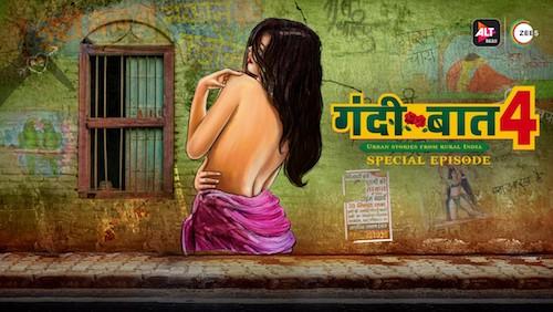 Gandii Baat Season 4 (2019) Special Episode Altbalaji Hindi Web Series All Episodes