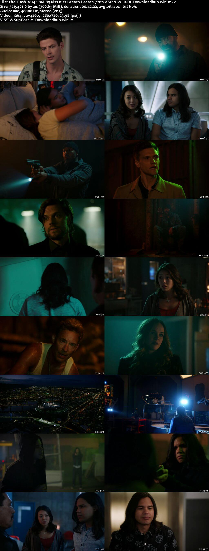 The Flash S06E05 300MB AMZN Web-DL 720p ESubs