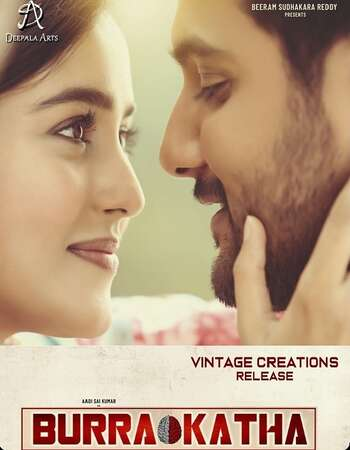 Burra katha 2019 UNCUT Hindi Dual Audio HDRip Full Movie 480p Free Download