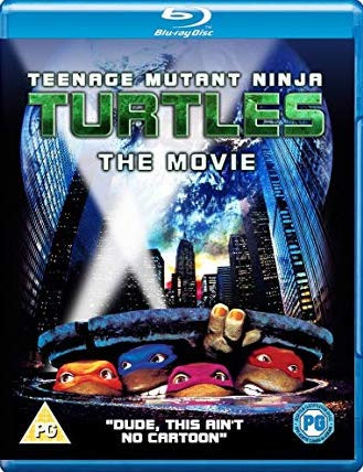 Teenage Mutant Ninja Turtles The Movie 1990 Dual Audio Hindi Bluray Movie Download