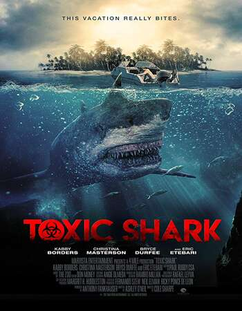 Toxic Shark 2017 Hindi Dual Audio 450MB BluRay 720p ESubs HEVC