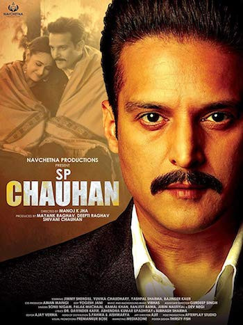 Sp Chauhan A Struggling Man 2018 Hindi 720p WEB-DL 950mb