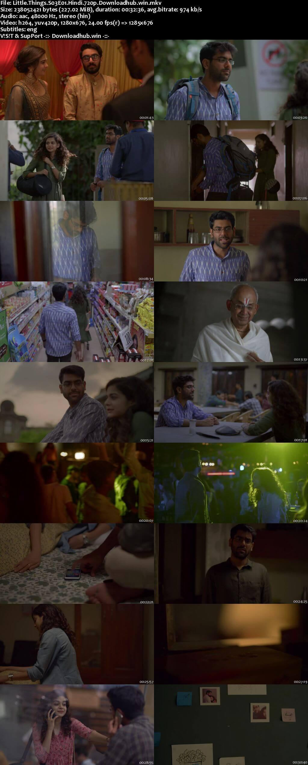 Little Things Hindi Season 03 Complete 720p HDRip ESubs