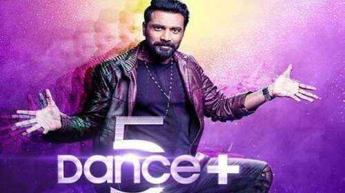 Dance Plus 8th December 2019 250MB HDTV 480p