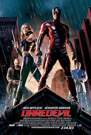 Daredevil 2003 Dual Audio Hindi English BRRip 720p 480p Movie Download
