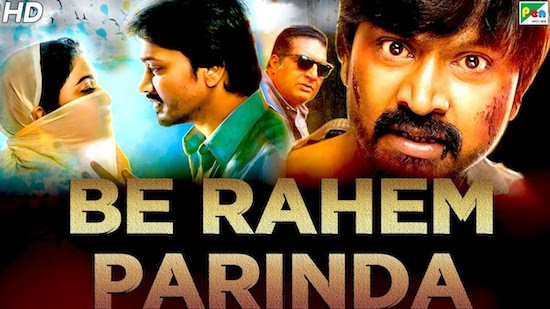 Be Rahem Parinda 2019 Hindi Dubbed 720p HDRip 850mb