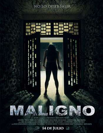 Maligno 2016 Hindi Dual Audio 720p Web-DL x264