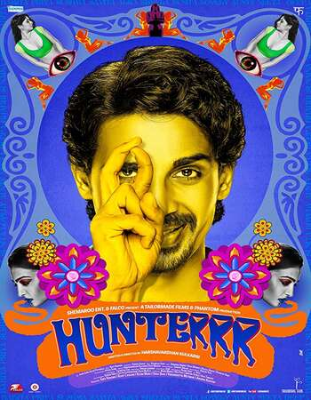 Hunterrr 2015 Hindi 350MB HDRip 480p