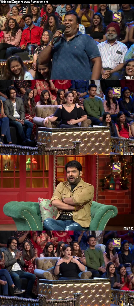 The Kapil Sharma Show 10 November 2019 HDTV 720p 480p 300MB