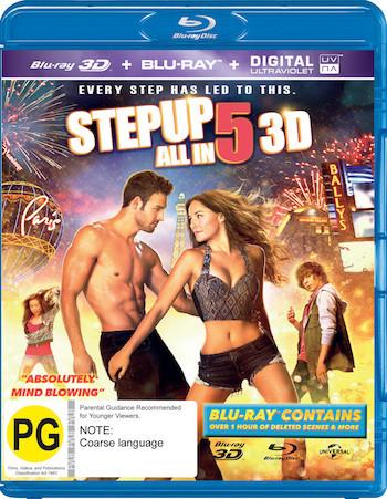 Step Up All In 2014 Dual Audio Hindi 720p BluRay 850mb