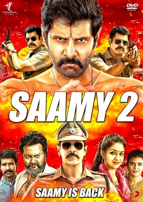 Saamy 2 (2018) UNCUT Dual Audio Hindi Full Movie Download