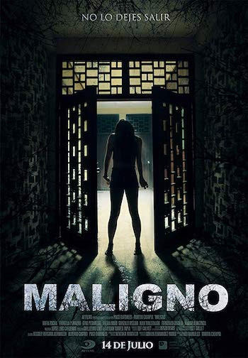 Maligno 2016 Dual Audio Hindi 720p WEB-DL 750mb