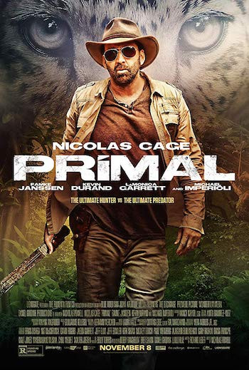 Primal 2019 English 720p WEB-DL 800MB ESubs