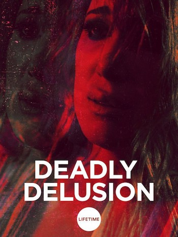 Deadly Delusion 2017 Dual Audio Hindi 720p HDRip 650MB