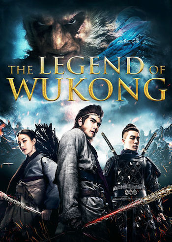 Wu Kong 2017 Dual Audio Hindi 720p BluRay 900mb