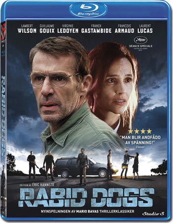 Rabid Dogs 2015 Dual Audio Hindi 720p BluRay 900mb