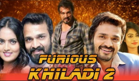Furious Khiladi 2 (2019) Hindi Dubbed 480p HDTV 400MB