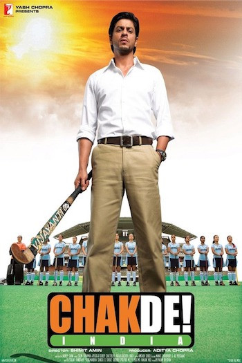 Chak De India 2007 Hindi 720p BluRay 900MB