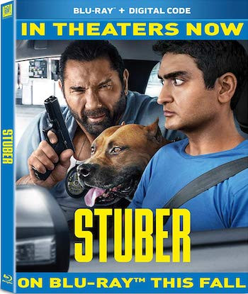 Stuber 2019 Dual Audio ORG Hindi 720p BluRay 800mb