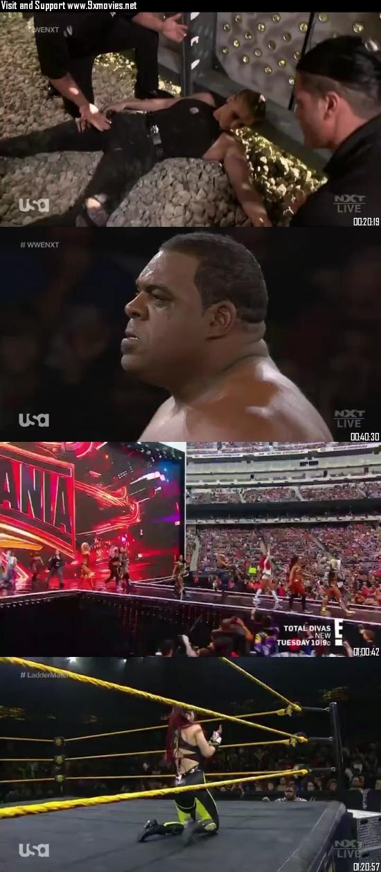 WWE NXT 13 November 2019 WEBRip 480p 400MB