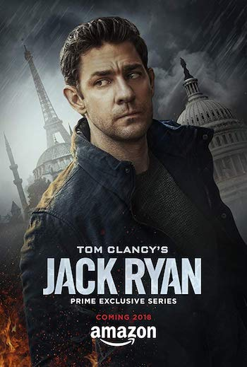 Tom Clancys Jack Ryan S01 Complete Hindi Dual Audio 720p Web-DL ESubs