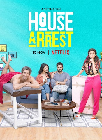 House Arrest 2019 Hindi 300MB HDRip 480p