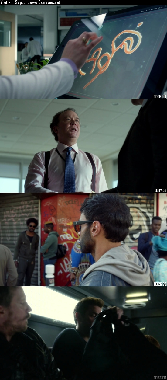 Tom Clancys Jack Ryan Season 01 Dual Audio Hindi Complete 720p 480p WEB-DL 3.3GB