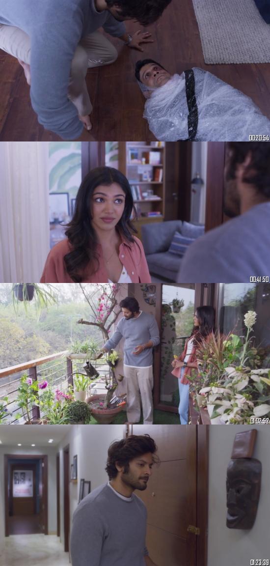 House Arrest 2019 Hindi 720p 480p WEB-DL x264 Full Movie